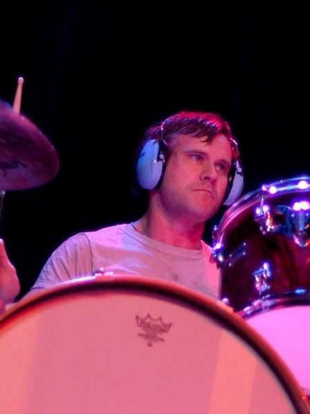 O baterista William Goldsmith - Reprodução