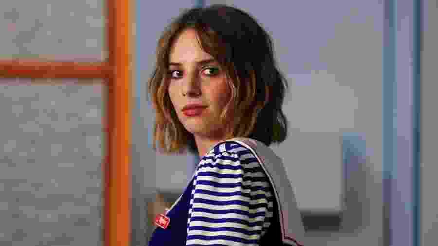"""Maya Hawke como Robin em cena da terceira temporada de """"Stranger Things"""" - Divulgação"""