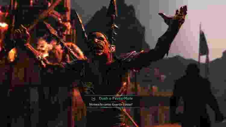 Terra Média: Sombras da Guerra 5 - Reprodução - Reprodução