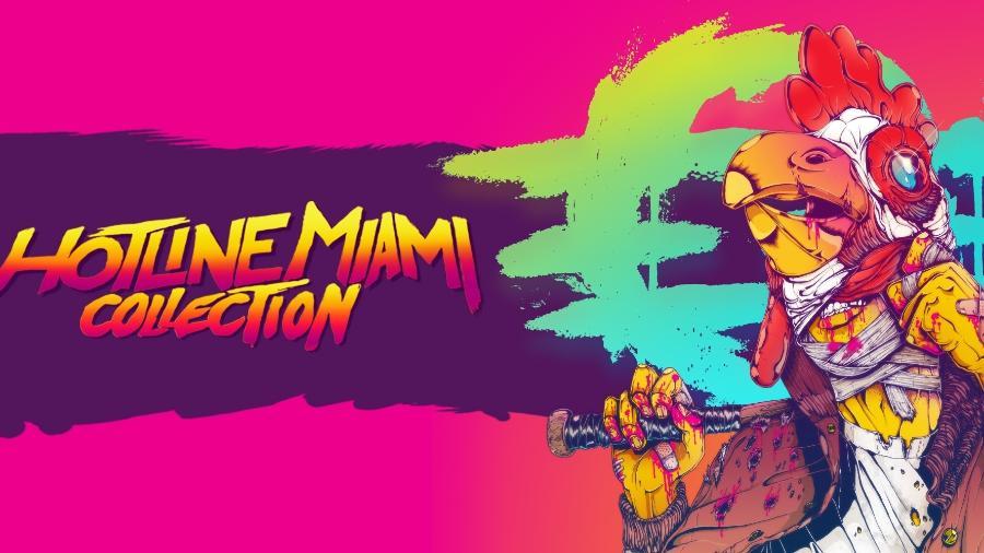 Hotline Miami Collection chega ao Nintendo Switch reunindo os dois jogos da série - Divulgação