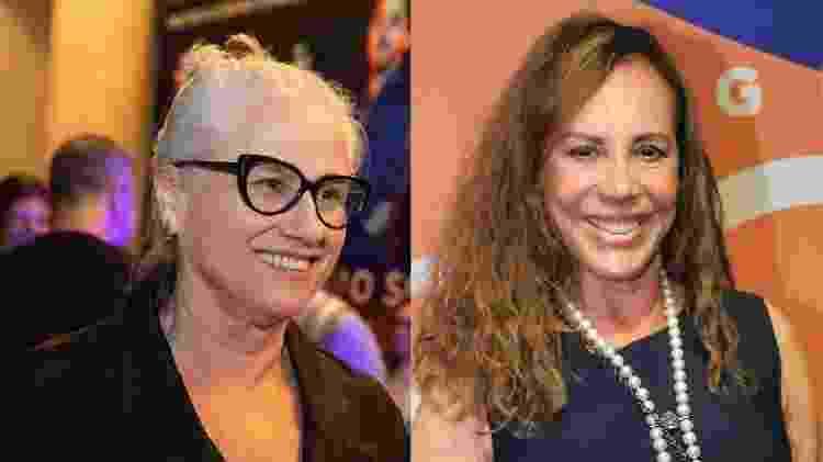 Vera Holtz e Arlete Salles estarão em nova série de Miguel Falabella - Divulgação / TV Globo - Divulgação / TV Globo