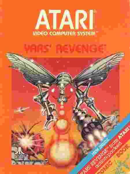 Yar's Revenge - Reprodução - Reprodução