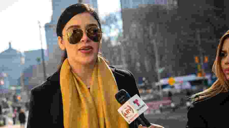 Emma Coronel Aispuro, mulher de El Chapo - Getty Images