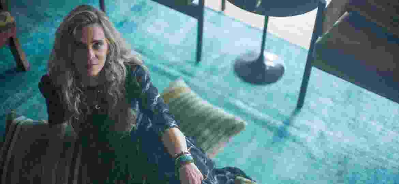 Bruna Lombardi em cena da segunda temporada de A Vida Secreta dos Casais, série da HBO - Divulgação
