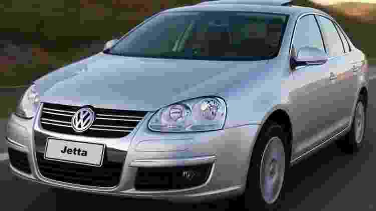 VW Jetta estava perto de ganhar nova geração em 2010 - Divulgação
