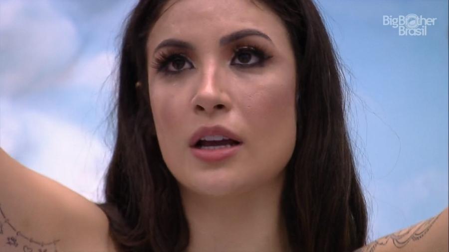 Bianca Andrade reclama sobre comportamento de Rafa Kalimann - Reprodução/Globoplay