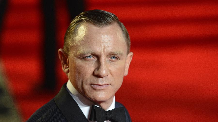 """O ator Daniel Craig, intérprete de James Bond em """"007"""" - Paul Hackett/Reuters"""