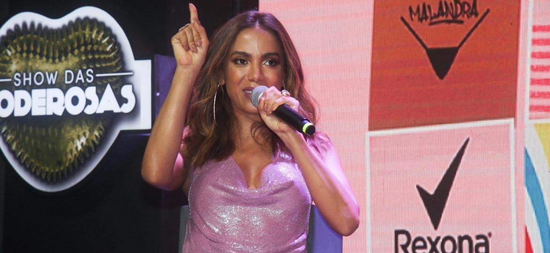 Anitta participa de evento em São Paulo - Patrícia Devoraes/Brazil News