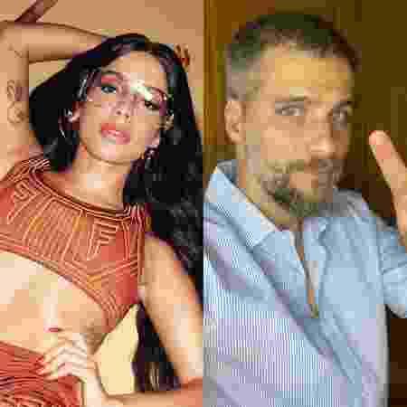 Anitta e Bruno Gagliasso foram alguns dos famosos que defenderam o SUS em suas redes sociais - Reprodução / Instagram