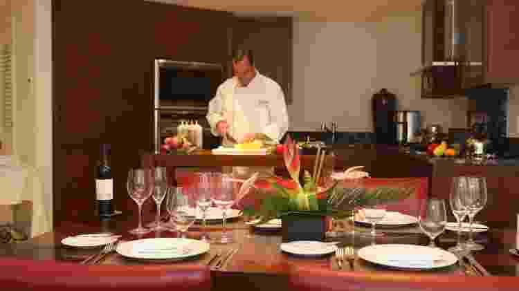 Chef privativo no Trump International Hotel Waikiki - Divulgação - Divulgação