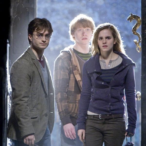 """Cena de """"Harry Potter e as Relíquias da Morte: Parte 1"""""""