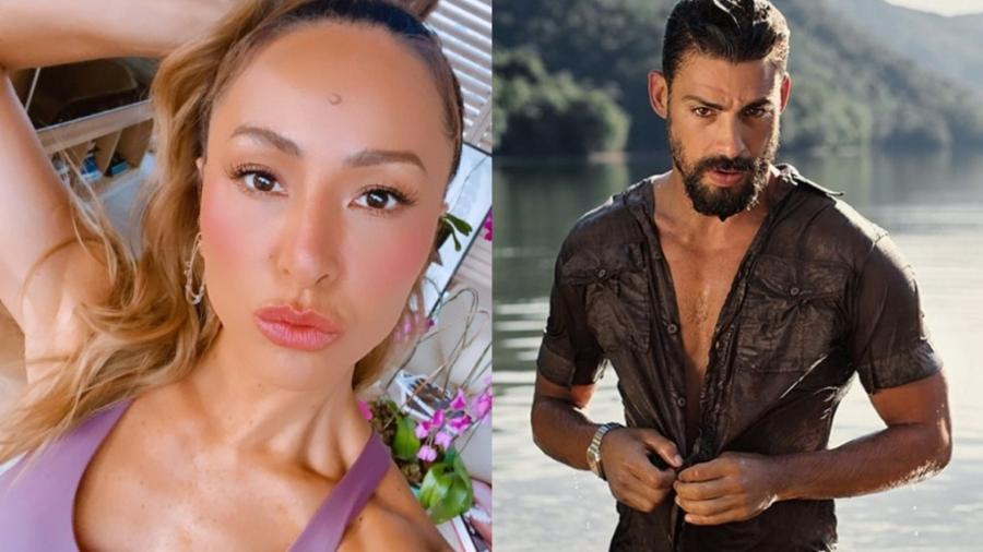 Sabrina Sato já recebeu convite para viver par romântico com Cauã Reymond em novela da Globo - Reprodução/Instagram