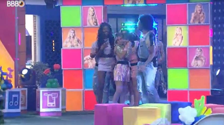 BBB 21: Começa festa do líder de Viih Tube - Reprodução/ Globoplay