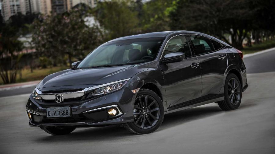 Civic acaba de ganhar nova geração no exterior, que não será fabricada no Brasil; com isso Toyota Corolla perderá seu maior rival - Divulgação