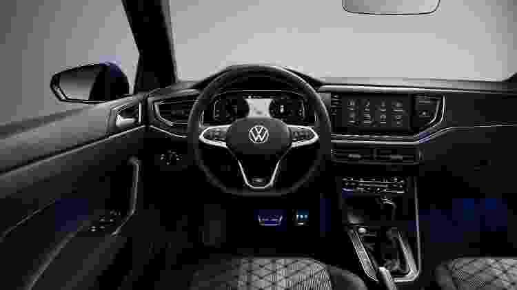 Volkswagen Polo 2020 - Divulgação - Divulgação