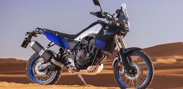 Desejada por muitos | Entenda por que a desejada Yamaha Ténéré 700 pode não chegar ao Brasil