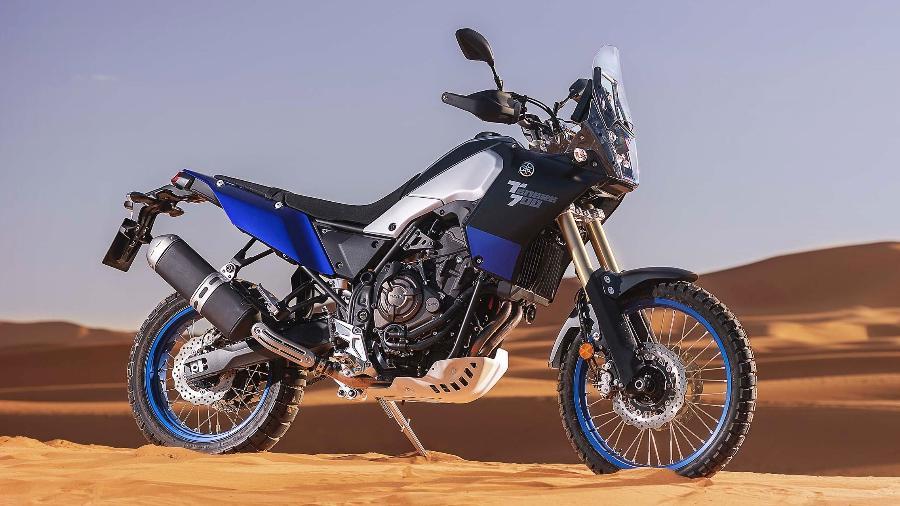 Yamaha Ténéré 700 - Divulgação