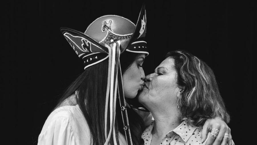 Juliette e a mãe, Dona Fátima - Reprodução/Instagram