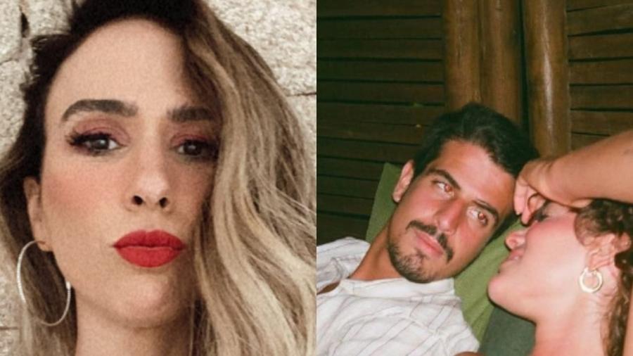 Tatá Werneck explica declaração de torcida pelo namoro de Bruna Marquezine e Enzo Celulari - Reprodução/Instagram