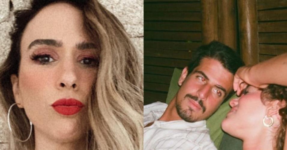 Tatá Werneck explica declaração de torcida pelo namoro de Bruna Marquezine e Enzo Celulari