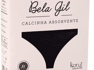 Calcinha absorvente Bela Gil - Divulgação - Divulgação