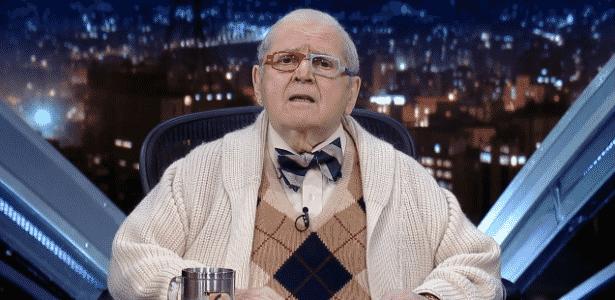 """Após 16 anos no ar, """"Programa do Jô"""" encerra no final do ano - Reprodução/TV Globo"""