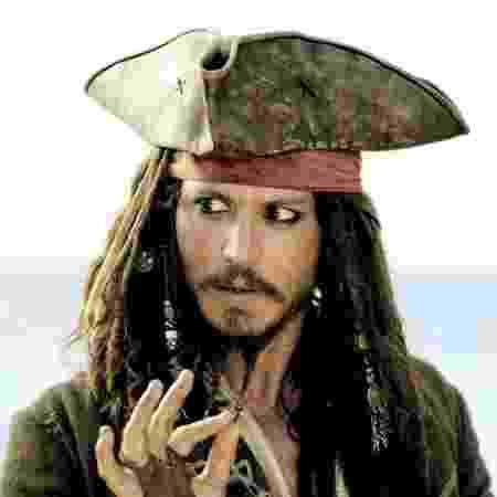 Este é o Jack Sparrow original - Divulgação