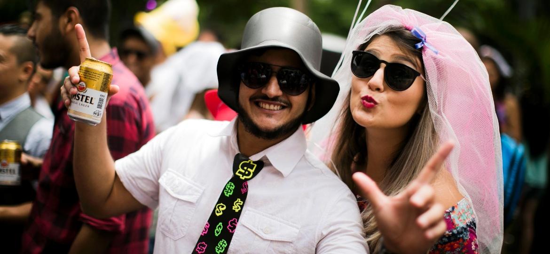 Em 2017, a farra dos blocos de rua não termina com o desfile: com casas de apoio, a festa continua todos os dias - Leonardo Soares/UOL