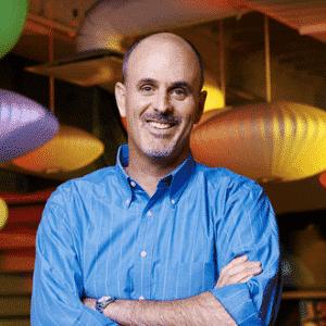 O roteirista norte-americano Daniel Gerson - Divulgação/Disney