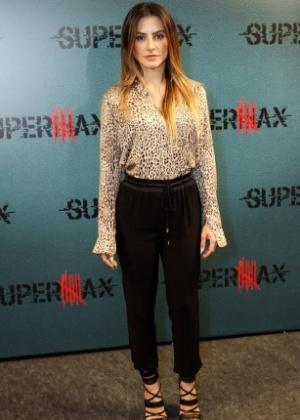 "Cleo Pires interpreta a psicóloga Sabrina em ""Supermax"" - Marcos Ferreira / Brazil news"