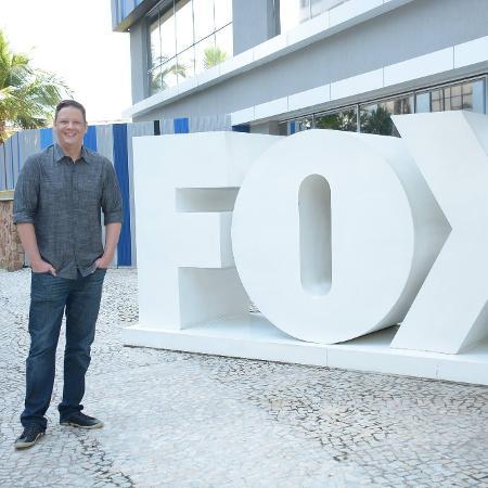 Bruno Laurence é contratado pelo Fox Sports - Divulgação