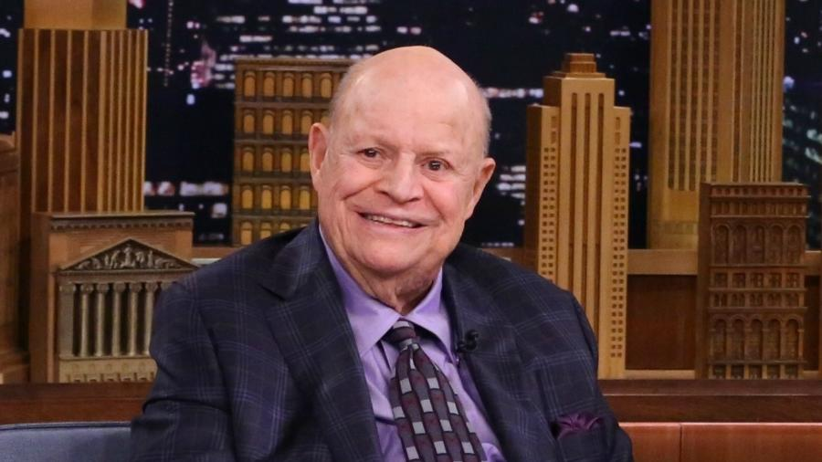 O comediante americano Don Rickles - Getty Images