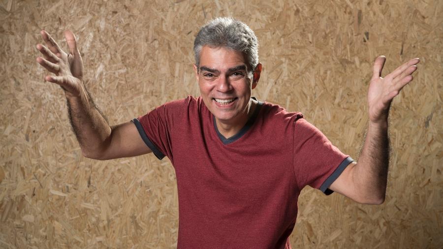 O ator Nizo Neto - Globo/Estevam Avellar