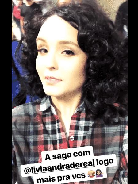Larissa Manoela - Reprodução/Instagram - Reprodução/Instagram