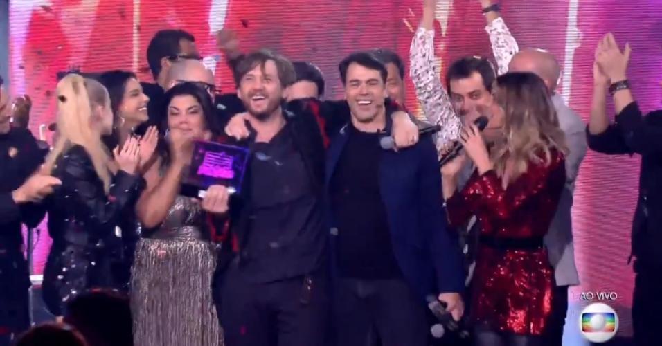 """André Frateschi vence primeira edição do """"Popstar"""""""