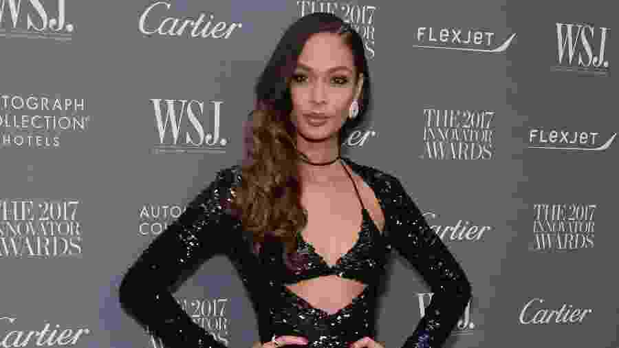A modelo Joan Smalls - Getty Images