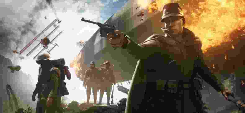 Battlefield 1 - Reprodução