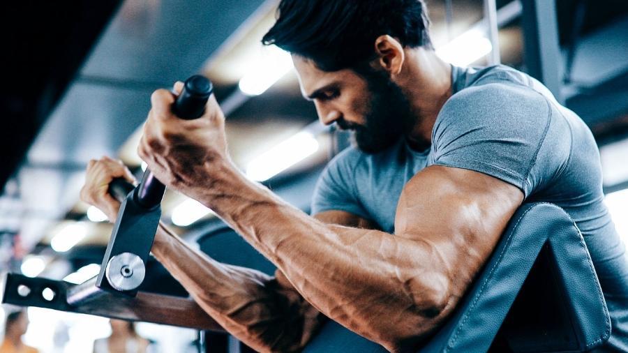 Como aumentar o peso rapido