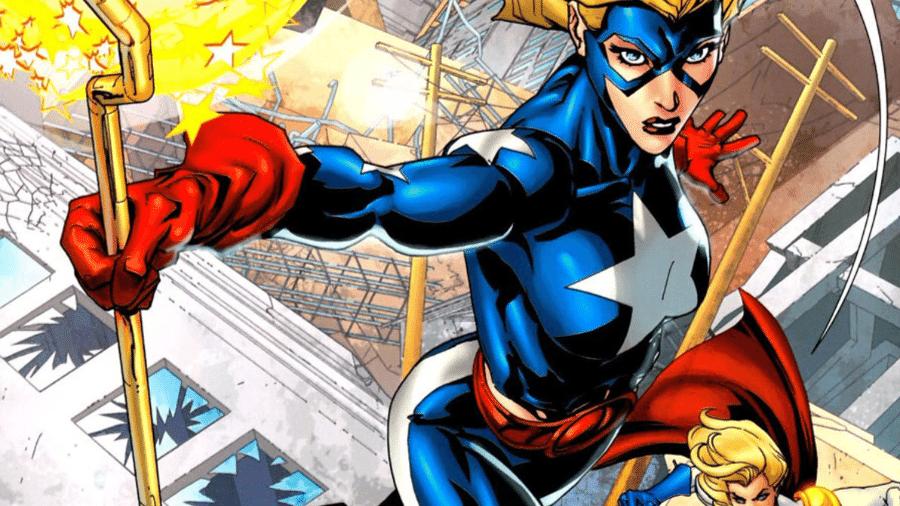 """A heroína da DC """"Stargirl"""" - Reprodução"""