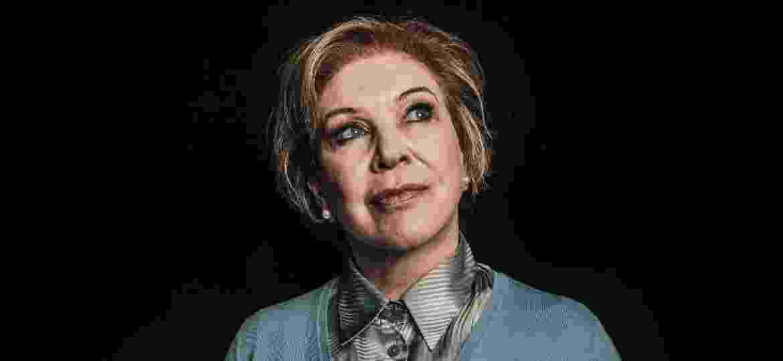 Retrato da senadora e ex-prefeita de São Paulo, Marta Suplicy - Lucas Lima/UOL