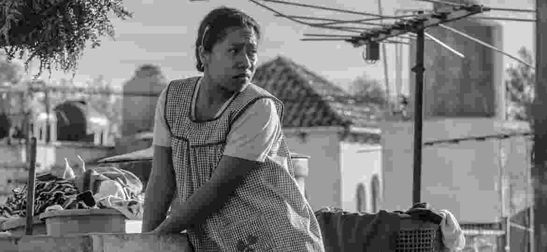 """Yalitza Aparicio em """"Roma"""" - Divulgação"""