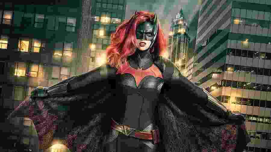 Ruby Rose surge  como Batwoman em foto divulgada pelo canal CW - Divulgação