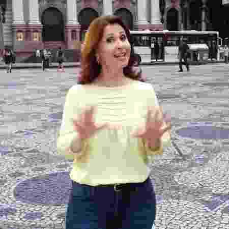 Kíria Meurer - Imagem/Youtube - Imagem/Youtube