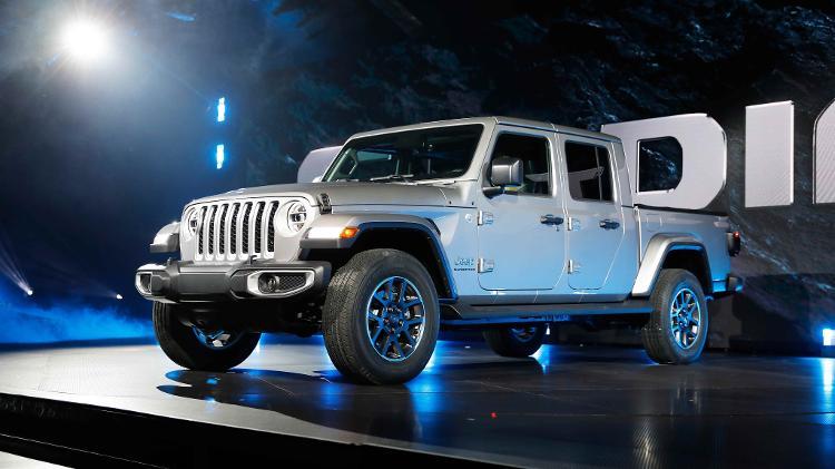 Jeep Gladiator Pode Ganhar Versao Esportiva Para Encarar Ford F 150
