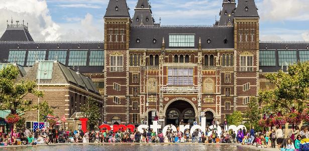 Amsterdã remove um de seus pontos mais fotografados