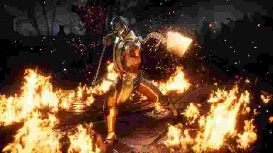 """Scorpion é um dos personagens confirmados de """"Mortal Kombat 11"""" - Divulgação"""