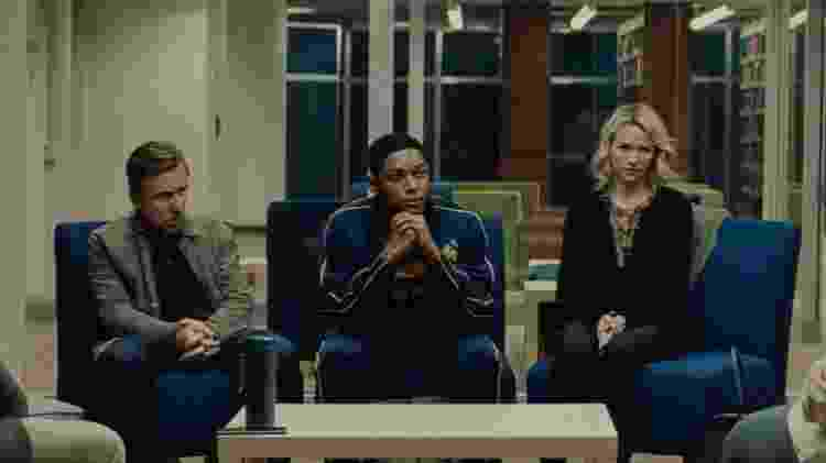 "Tim Roth, Kevin Harrison Jr e Naomi Watts em cena de ""Luce"" - Divulgação/Larkin Seiple - Divulgação/Larkin Seiple"