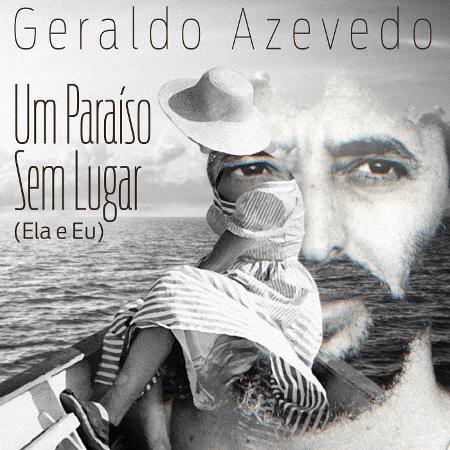 """Capa do single """"Um Paraíso Sem Lugar"""" - Divulgação"""