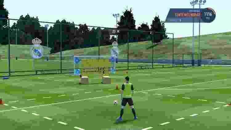 FIFA Cobrança de Falta 4 - Reprodução - Reprodução