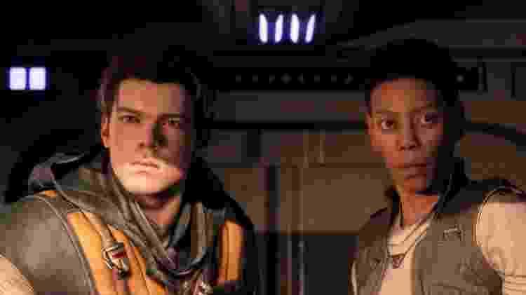 Star Wars Jedi: Fallen Order 4 - Reprodução - Reprodução